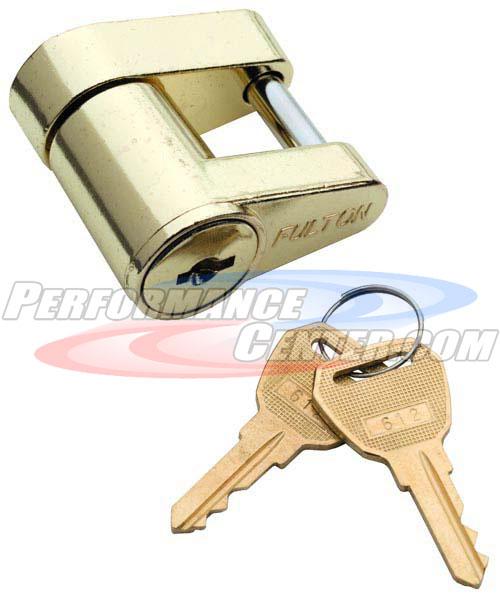 Draw Tite Coupler Locks