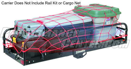 Draw Tite Hitch Mounted Cargo Carrier