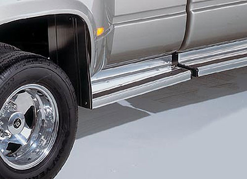Dee Zee Extruded Running Boards