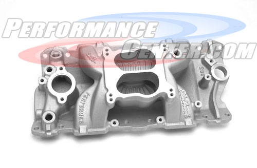 Edelbrock Performer Air-Gap Intake Manifold