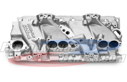 Edelbrock High-Flow GM T.P.I. Manifold