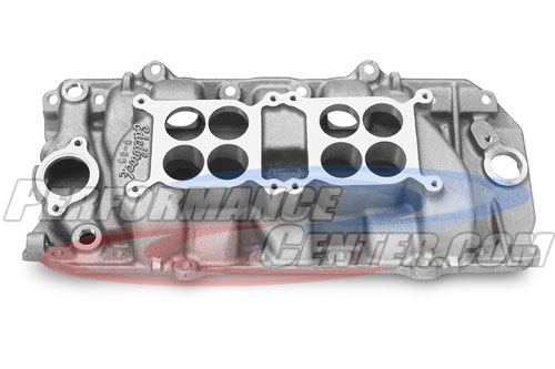 Edelbrock C-66 Series Dual Quad Intake Manifold Big-Block Chevy Engines