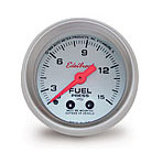 Edelbrock Fuel Pressure Gauges