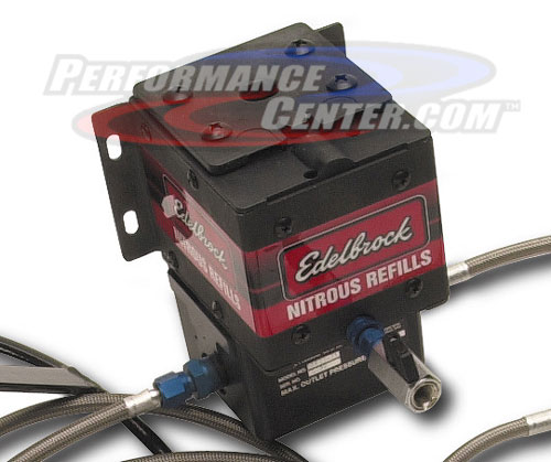Edelbrock Nitrous Refill Pumps