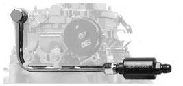 Edelbrock Carburetor Fuel Line Kit