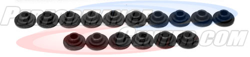 Edelbrock Performer Series Valve Springs Retainers