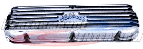 Edelbrock Classic Aluminum Valve Covers