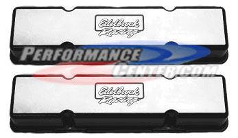 Edelbrock Edelbrock Logo Racing Valve Covers