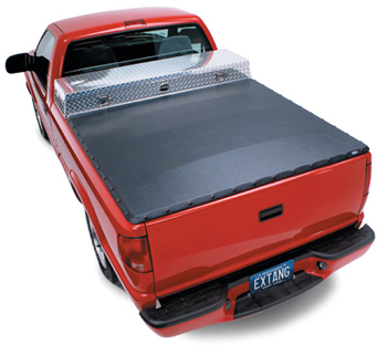 Extang 40900 Extang Full Tilt Tonneau Cover - Snap Less Model - For Use With Existing Tool Box