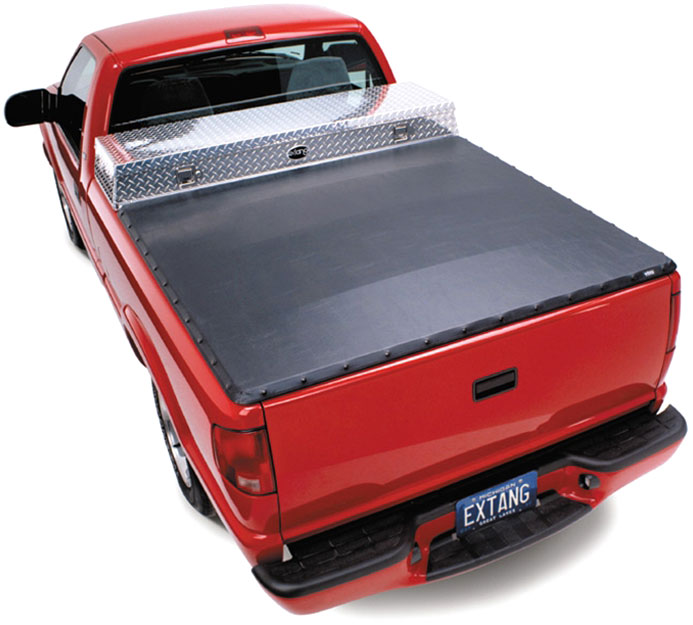 Extang 42650 Extang Full Tilt Tonneau Cover - Snap Model - For Use With Existing Tool Box