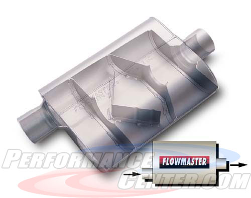 Flowmaster Original 40 Series Two Chamber Muffler