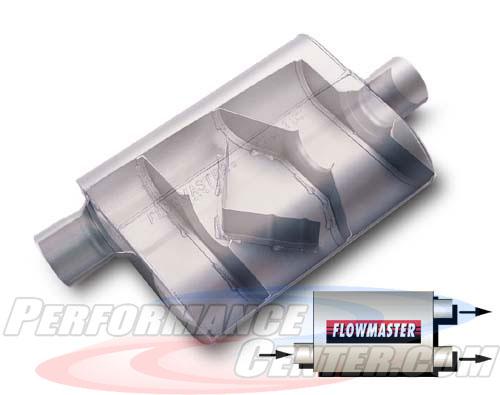 Flowmaster Super 40 Muffler