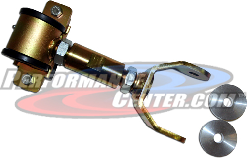 Granatelli Adjustable Rear Third Links