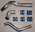 Greddy Intercooler Hard Piping Kit