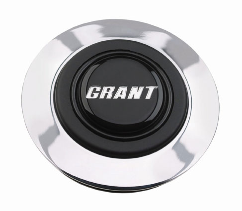 Grant Billet Horn Button