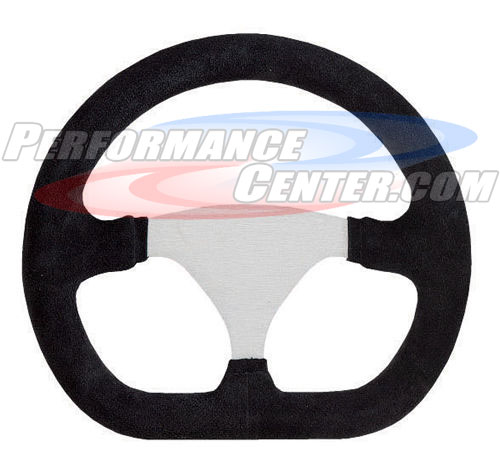 Grant D Shape Aluminum GT Steering Wheel