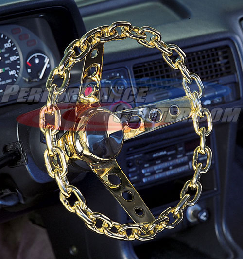 Grant Classic Chain Steering Wheel
