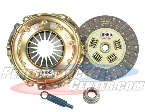 Hays Street/Strip Clutch Kit