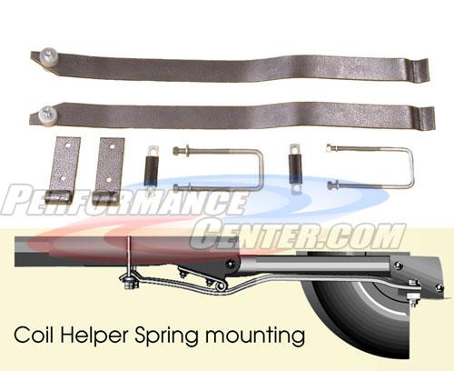 Hellwig Coil Spring Helper Spring