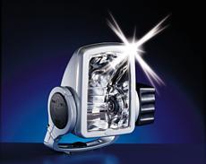 Hella Micro HID Xenon Driving Lamp