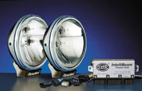 Hella DynaView Intelligent Cornering Auxiliary Lighting System