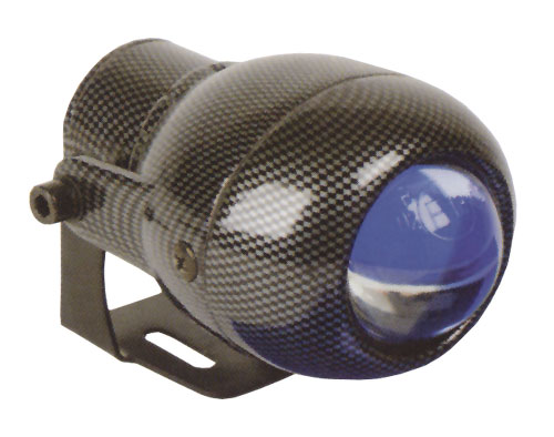 Hella Optilux Model 1150 Carbon Fiber Look Fog Lamp Kit