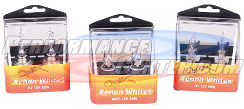 Hella Optilux Xenon Whites Headlight Bulbs