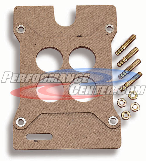 Holley Base Gasket & Studs