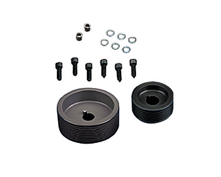 Holley Drive Adapter Spacer Kit