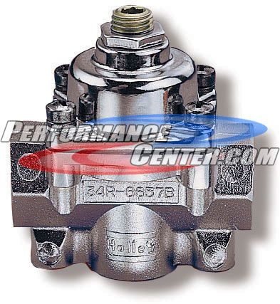 Holley Classic Carburetor Fuel Pressure Regulators