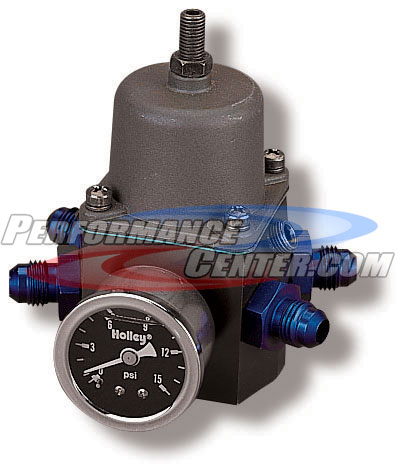 Holley Volumax Carburetor Fuel Pressure Regulator