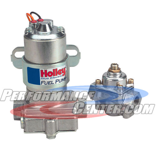 Holley Classic (Red, Blue, Black) Electric Fuel Pump
