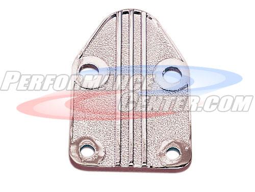 Holley Fuel Pump Block Off Plates
