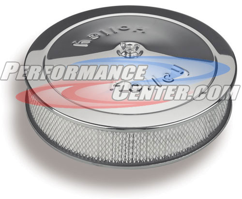 Holley Round Air Cleaners
