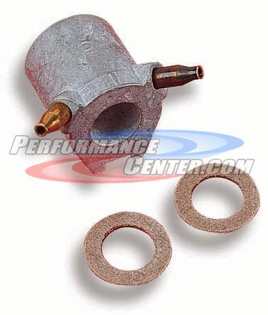 Holley Accelerator Pump Nozzle