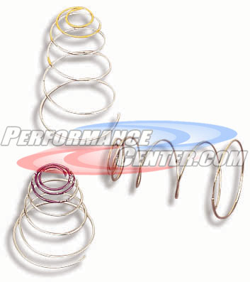 Holley Vacuum Secondary Diaphram Spring Kit