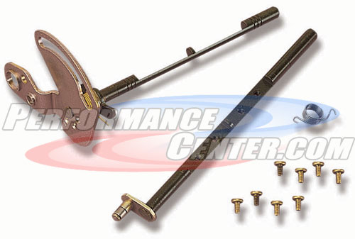 Holley Throttle Shaft Conversion Kit