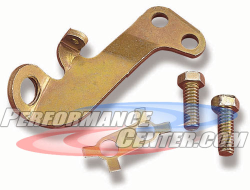 Holley Solenoid/Dashpot Brackets