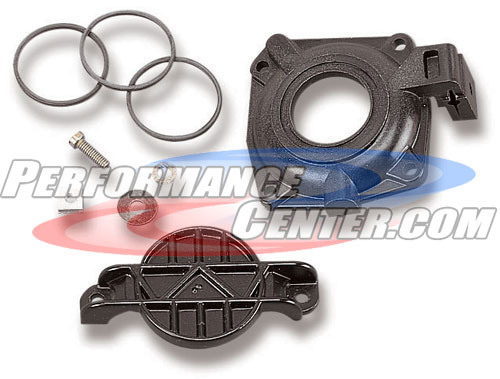 Holley Quick Change Diaphragm Housing Covers