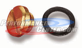 Holley Fuel Bowl Sight Plugs