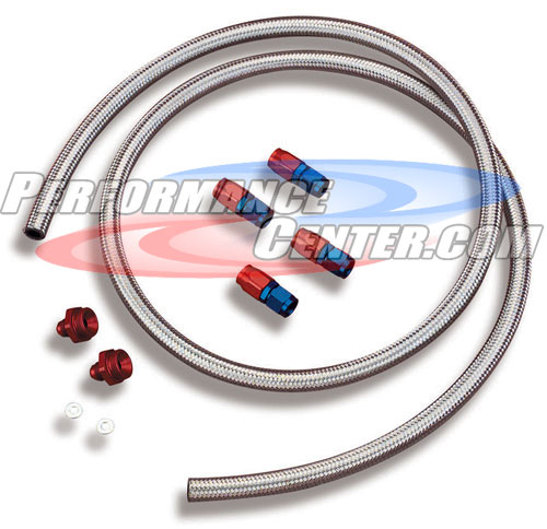 Holley Fuel Line Kit