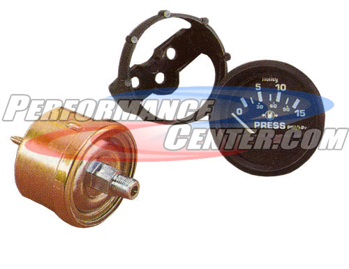 Holley Fuel Pressure Gauges