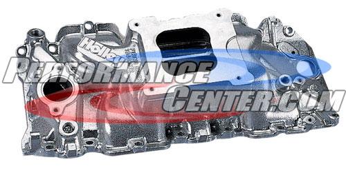 Holley Satin Finish Intake Manifolds for Chevrolet Big Block