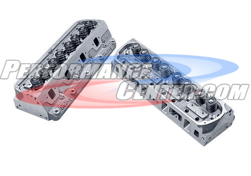 Holley Aluminum Cylinder Heads