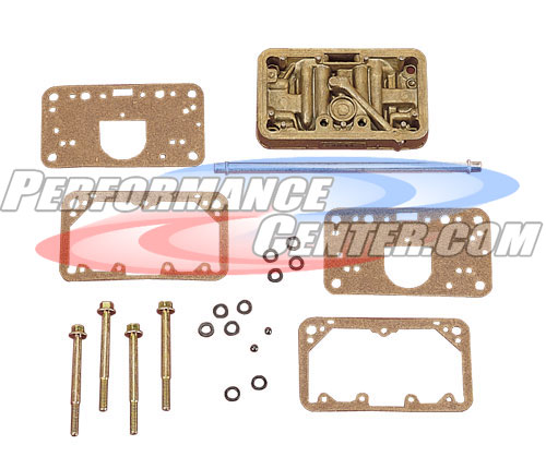 Holley Metering Block Conversion Kit