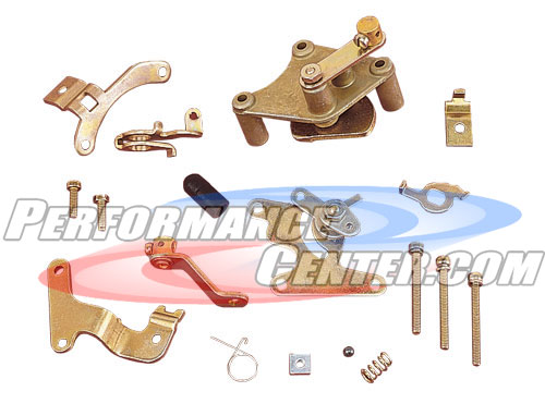 Holley Manual Choke Conversion Kit
