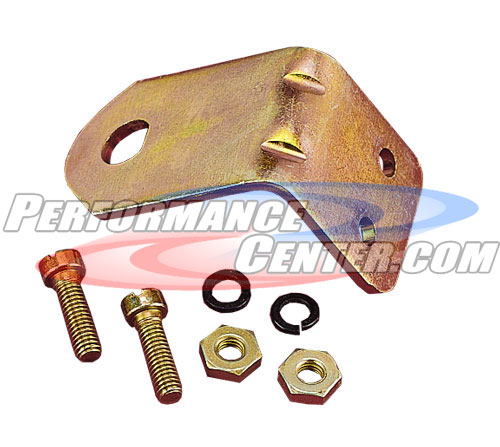 Holley Manual Choke Control Cable Brackets
