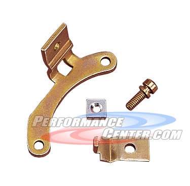 Holley Manual Choke Wire Clamp Brackets