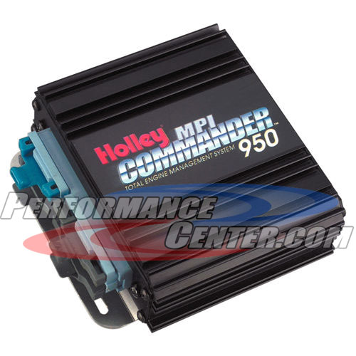 Holley Commander 950 ECU