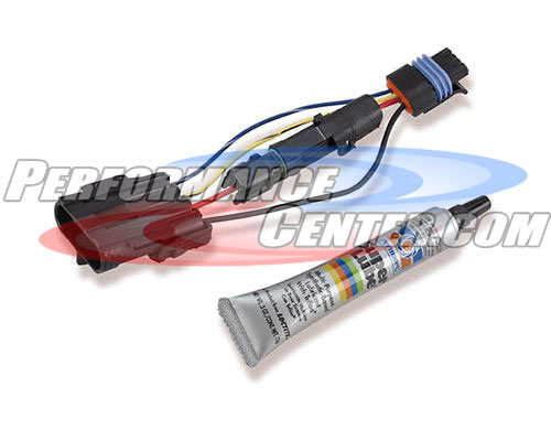 Holley Commander 950 ECU Wiring Harness